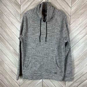 NWT Turtleneck fleece sweatshirt